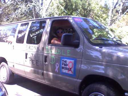 party van